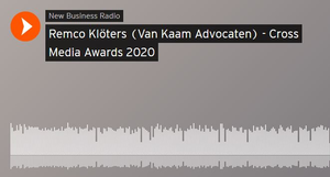 Interview Remco Klöters bij New Business Radio