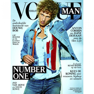 VOGUE Nederland lanceert VOGUE Man